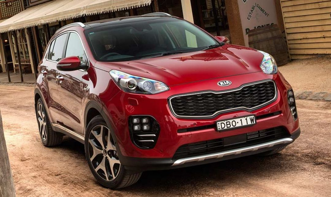 The new Kia Sportage 2016