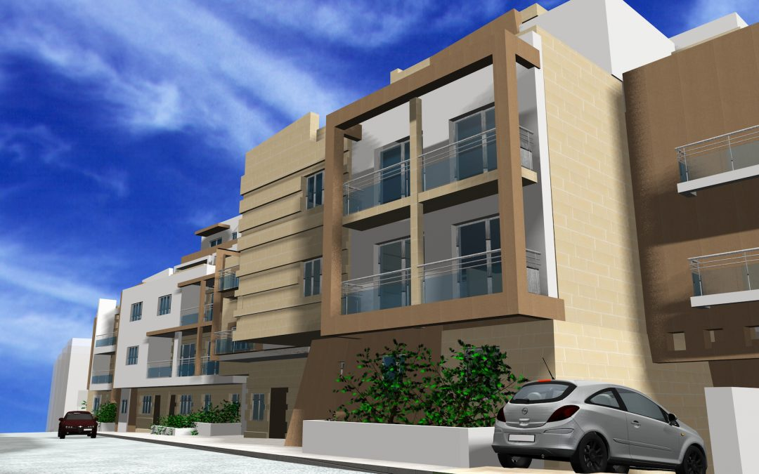 Baħrija Heights Development