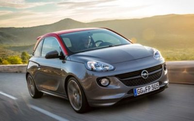 Opel Adam wins Design Award