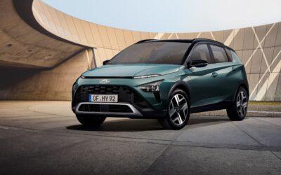 Motors Inc unveils the brand-new Hyundai Bayon